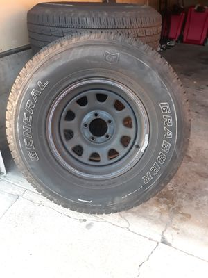 265/75R15 truck/suv tires for Sale in San Diego, CA