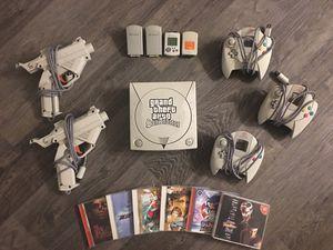 Sega Dreamcast (Japan) + 6 Games + Accessories $250 OBO for Sale in Las Vegas, NV