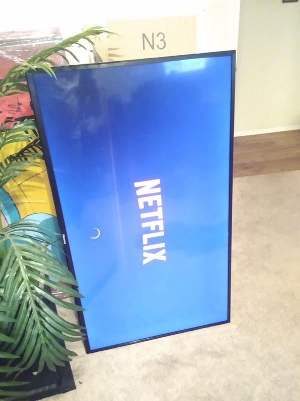 Hisense Smart LED TV 4K, 50 inch