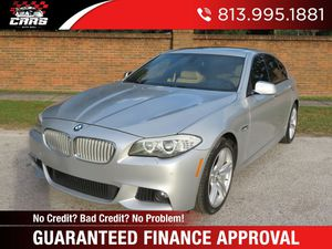 2011 BMW 5 Series for Sale in Riverview, FL
