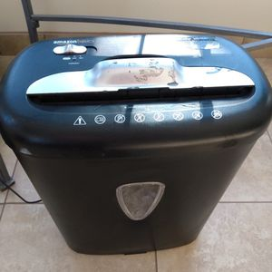 Paper Shredder for Sale in Santa Maria, CA