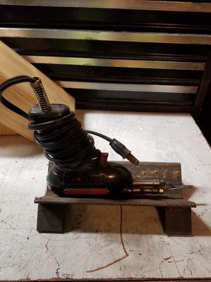 Weller Soldering Iron for Sale in Buckley, WA