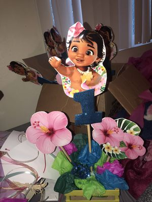 Moana Party Decorations for Sale in San Diego, CA
