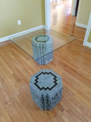 Coffee Table with side table for Sale in Sterling, VA