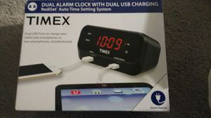 Brand New Dual Alarm Clock for Sale in Dale City, VA