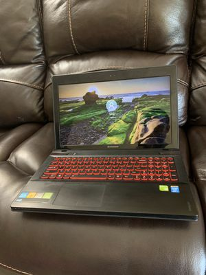 Lenovo ideapad y510p gaming laptop for Sale in Shrewsbury, MA