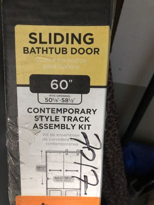 """60"""" Delta step 2 hardware kit. Doors and door handles purchased separately. All parts are there never installed for Sale in Reynoldsburg, OH"""