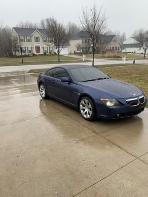 BMW 645i 650 for Sale in Cleveland, OH