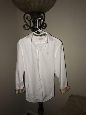 Men's Burberry shirt for Sale in Laveen Village, AZ