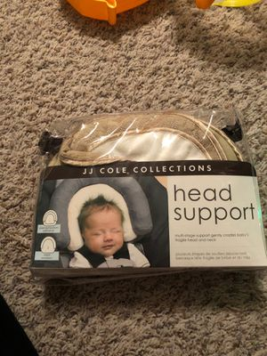 Infant car seat head support for Sale in El Paso, TX
