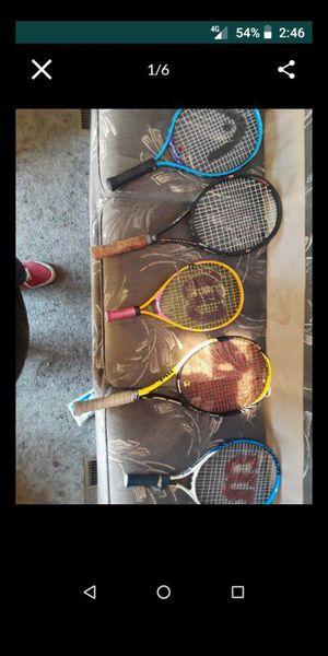 Tennis rackets for Sale in Anaheim, CA