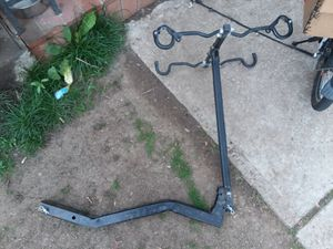 hitch mounted bike rack for car or truck for Sale in Denver, CO
