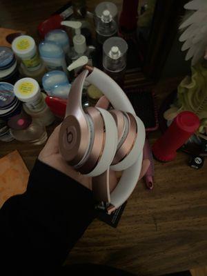 Beats solo 3 headphones for Sale in Lanham, MD