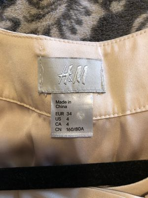 H&M blush colored dress - size 4 for Sale in SEATTLE, WA
