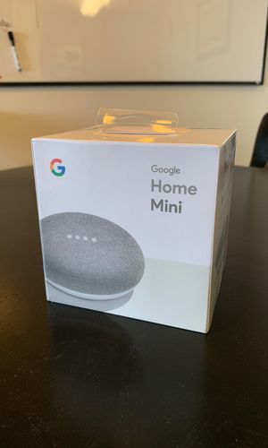 Brand New, unopened Google Home Mini for Sale in Chevy Chase, MD