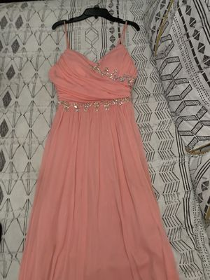 Salmon pink size 13/14 Prom/homecoming dress for Sale in Tampa, FL