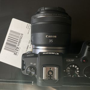 Canon Rf 35mm 1.8 for Sale in Los Angeles, CA