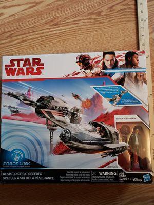 New Star Wars Resistance Ski Speeder. for Sale in Longwood, FL