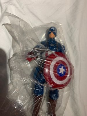 "Marvel Universe Captain America Bucky 4"" Action Figure w/Shield & Gun for Sale in Allentown, PA"