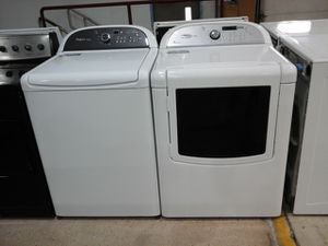 Whirlpool cabrio washer and dryer set for Sale in Colorado Springs, CO