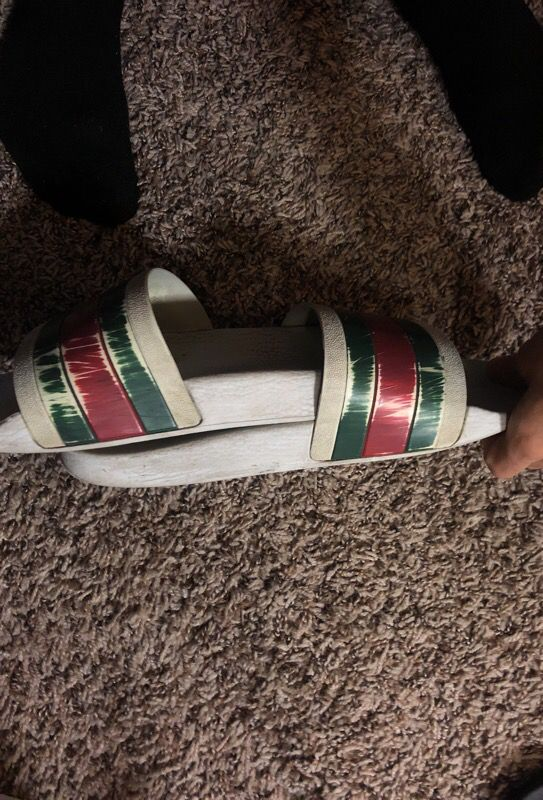 4794f4cb5 Beat Gucci slides for Sale in Delray Beach, FL - OfferUp