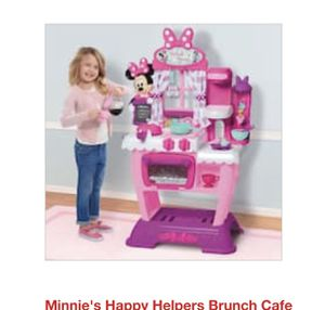 Brand New Minnie kitchen set Never Opened for Sale in US