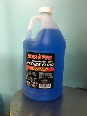 Star fire windshield fluid for Sale in Inkster, MI