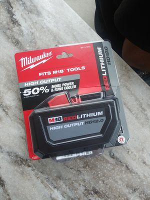 Milwaukee battery for Sale in Baton Rouge, LA