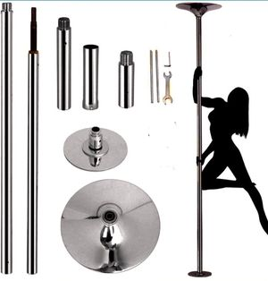 Strip and exercise pole in very good condition for Sale in Miami, FL