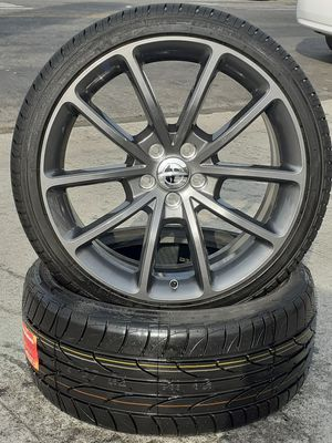 """19"""" Lexus IS250 Mercedes BMW AUDI Civic Wheels & Tires VW Altima accord Camry Infiniti setof4 for Sale in Los Angeles, CA"""