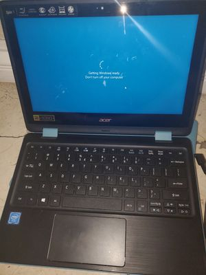 Acer 360 Degree Touch Screen Laptop for Sale in Las Vegas, NV