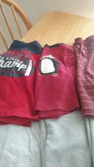 Clothes for toddlers boys size 2T everything for $7,Clean and Good condition for Sale in Alexandria, VA