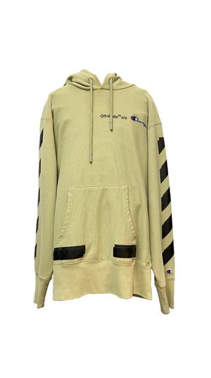 Off white Champion Hoodie for Sale in Maple Valley, WA