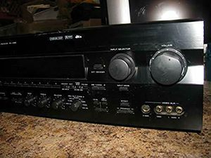 Yamaha RX-V995 audio/video receiver w/manual & no remote for Sale in Hollywood, FL