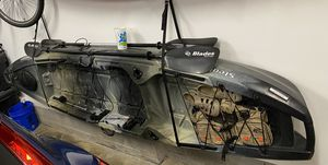 Like New Emotions 12ft Fishing Kayak for Sale in Amelia Court House, VA