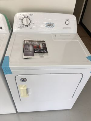 Brand New Dryer Electric In Boxes w/ Warranty for Sale in Tempe, AZ