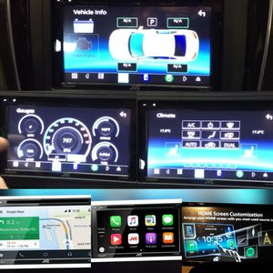 JVC >DVD< Appleplay Androidauto for Sale in Los Angeles, CA