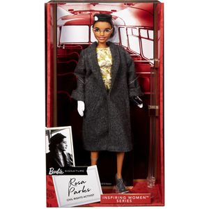 Rosa Parks Barbie Doll Inspiring Women Collection 2019 NEW for Sale in Detroit, MI