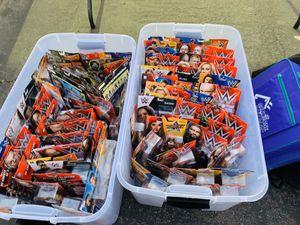 Huge flea market wwe figures, Bobblehead, sports cards, toys, vintage magazines, jewelry, video game for Sale in Phoenix, AZ