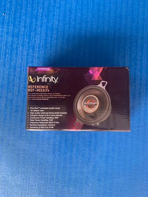 "Infinity 3022 CFX 3.5"" Audio Speakers for Sale in San Diego, CA"