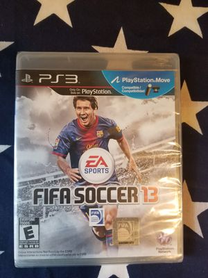 Fifa 13 NEW (PS3) for Sale in US