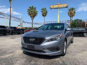 2015 Hyundai Sonata for Sale in San Antonio, TX