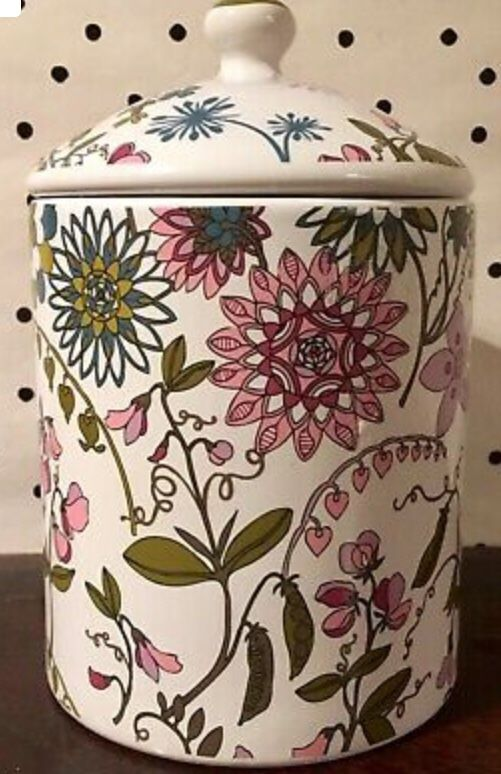 Liberty of London for Target Ceramic jar container