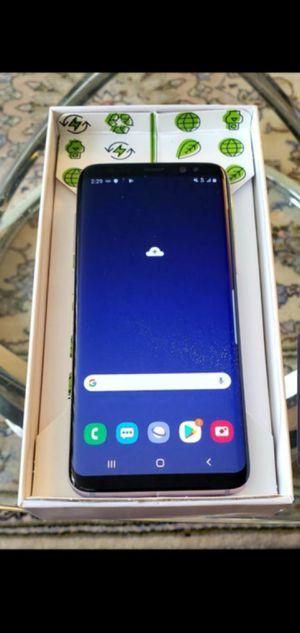 Brand New Galaxy S8 Samsung Unlocked Liberado DESBLOQUEADO T-Mobile Metro Att Cricket for Sale in Los Angeles, CA