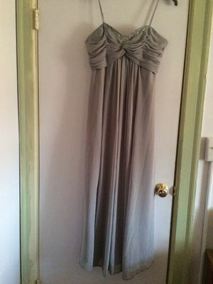Silver/grey gown for Sale in Boston, MA