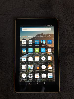 Fire Amazon Tablet for Sale in Mansfield, TX