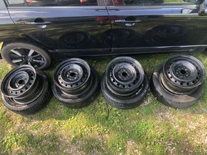 Wheels with Tires for Sale in Circleville, OH