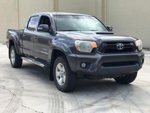 2012 TOYOTA TACOMA 4X4 LONG BED ****TRUCK MUST GO TODAY**** for Sale in West Park, FL