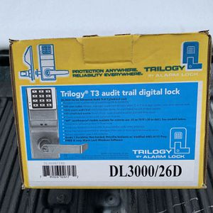 Trilogy Digital Lock for Sale in Milford, CT