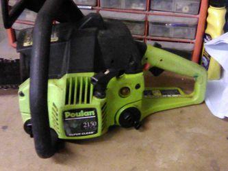 Poulan 2150 . 2.1ci for Sale in Cartersville,  GA
